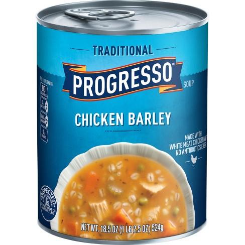 Progresso Traditional Chicken Barley Soup - 18.5oz - image 1 of 1