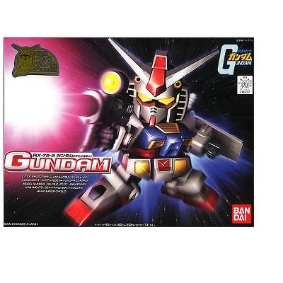 Bandai Hobby Legend BB #329 BB329 RX-78-2 Gundam Animation Color SD Model Kit