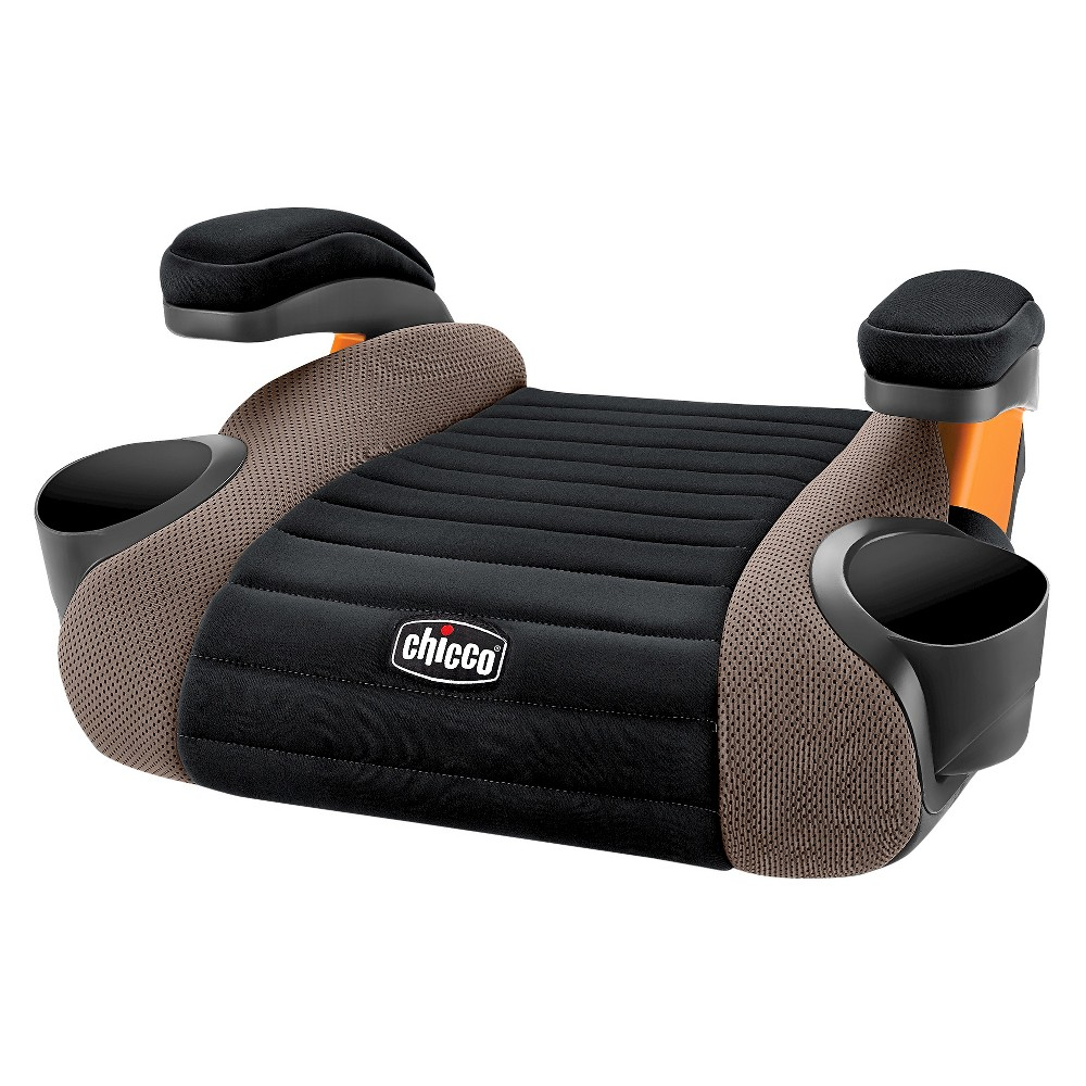 Image of Chicco GoFit No Back Booster Car Seat - Caramel