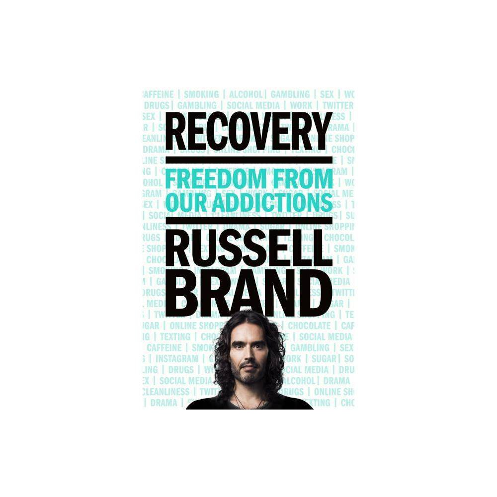 Recovery By Russell Brand Hardcover