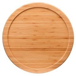 "Lipper International Bamboo Turntable (10"")"