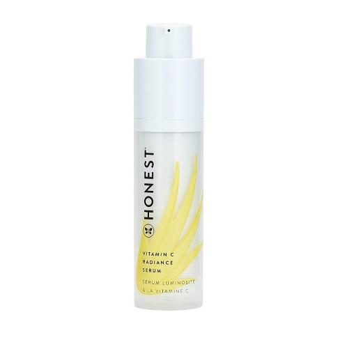 Honest Beauty Vitamin C Radiance Serum with Hylaluronic Acid - 1.0 fl oz - image 1 of 4
