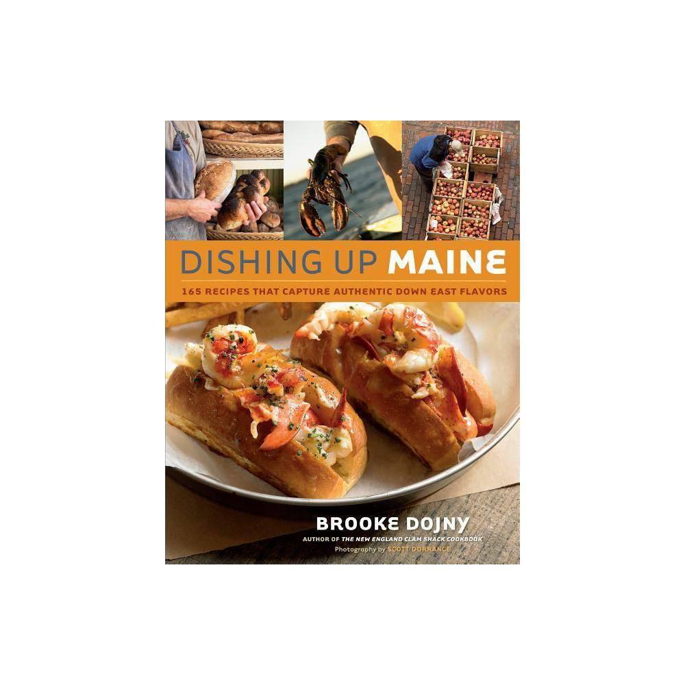 Dishing Up R Maine By Brooke Dojny Paperback