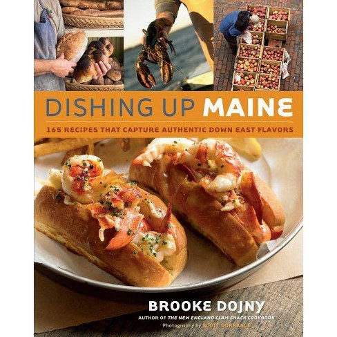 Dishing Up(r) Maine - by  Brooke Dojny (Paperback) - image 1 of 1