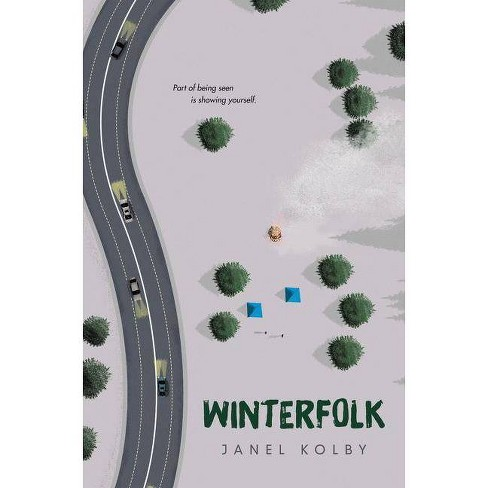 Winterfolk - by  Janel Kolby (Hardcover) - image 1 of 1