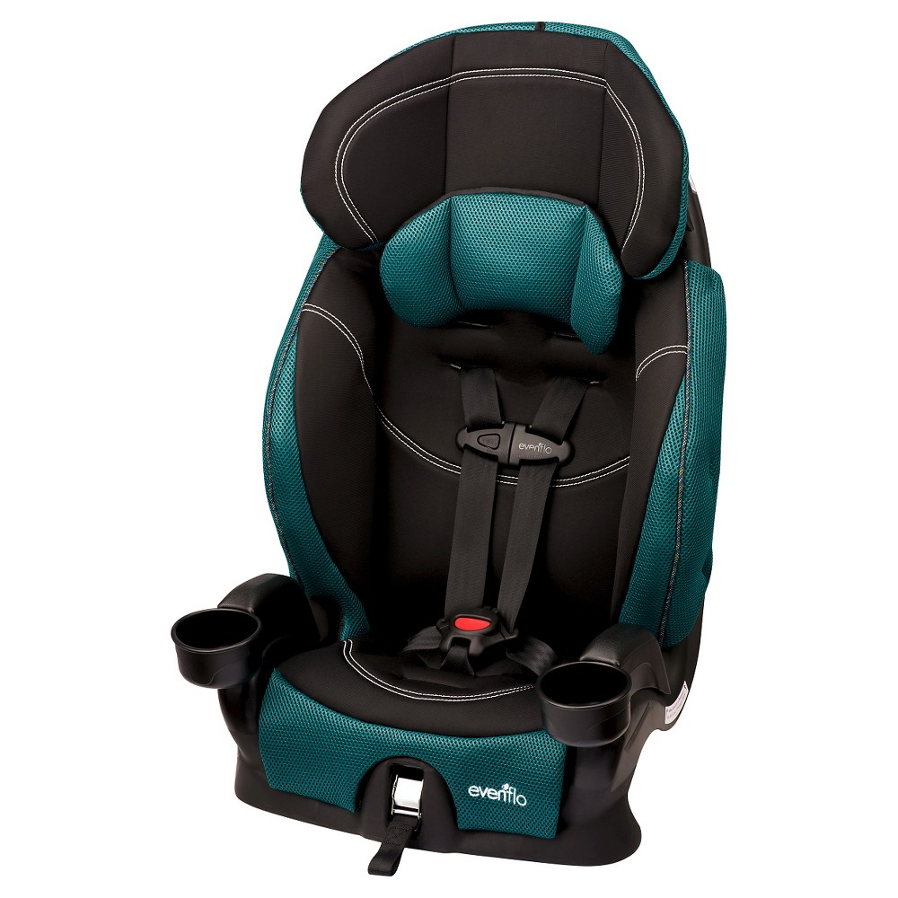 Image of Evenflo Chase LX Booster Car Seat - Jubilee