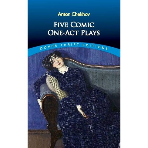 Five Comic One-Act Plays - (Dover Thrift Editions) by  Anton Chekhov (Paperback) - image 1 of 1