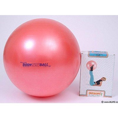 Gymnic Body Ball 55 Therapy Ball - Red