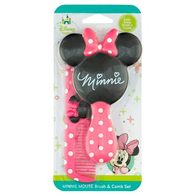 Safety 1st Disney Baby Minnie Mouse Brush & Comb Set