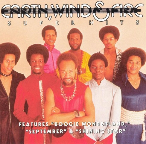 Earth, Wind & Fire - Super Hits (CD) - image 1 of 1
