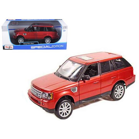 Range Rover Sport Metallic Red 1/18 Diecast Model Car by Maisto - image 1 of 1