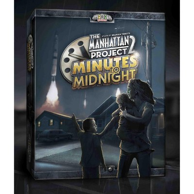 Manhattan Project 2 - Minutes to Midnight Board Game
