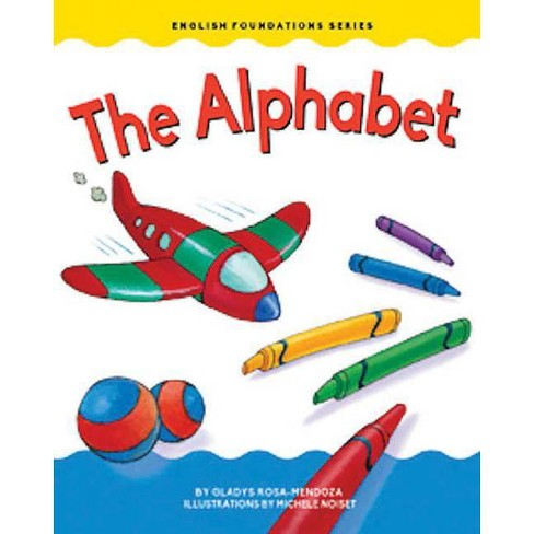The Alphabet - (Foundations Board Books) by  Gladys Rosa-Mendoza (Board_book) - image 1 of 1