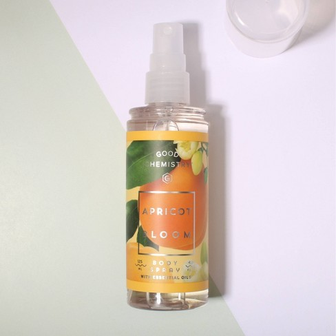 Apricot Bloom by Good Chemistry™ Body Mist Women's Body Spray - 4.25 fl oz. - image 1 of 3