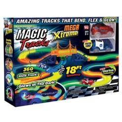 As Seen on TV Magic Tracks Extreme Mega Set