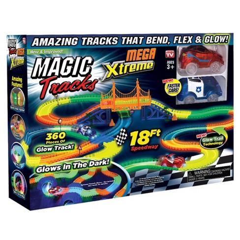 As Seen On Tv Magic Tracks Extreme Mega Set Target
