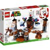 LEGO Super Mario King Boo and the Haunted Yard Expansion Set Collectible Toy for Kids 71377 - image 4 of 4