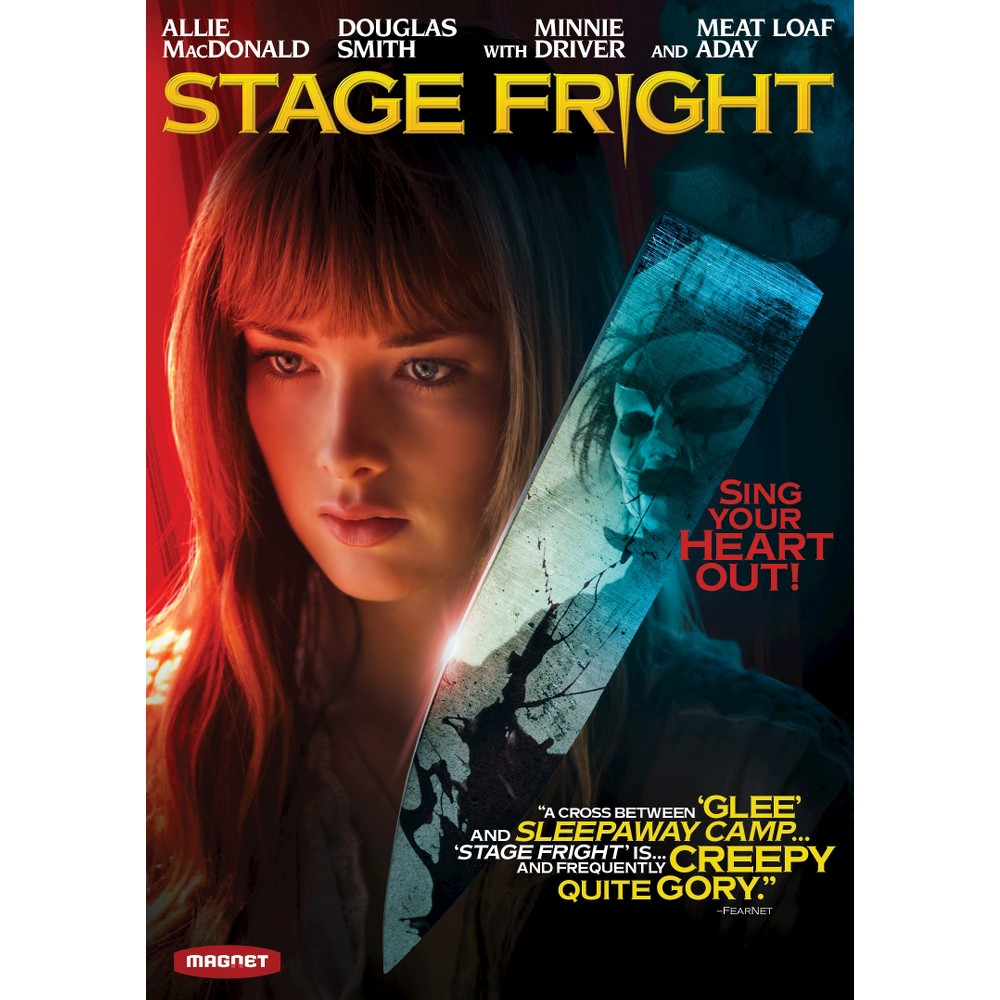 Stage Fright (dvd_video), Movies