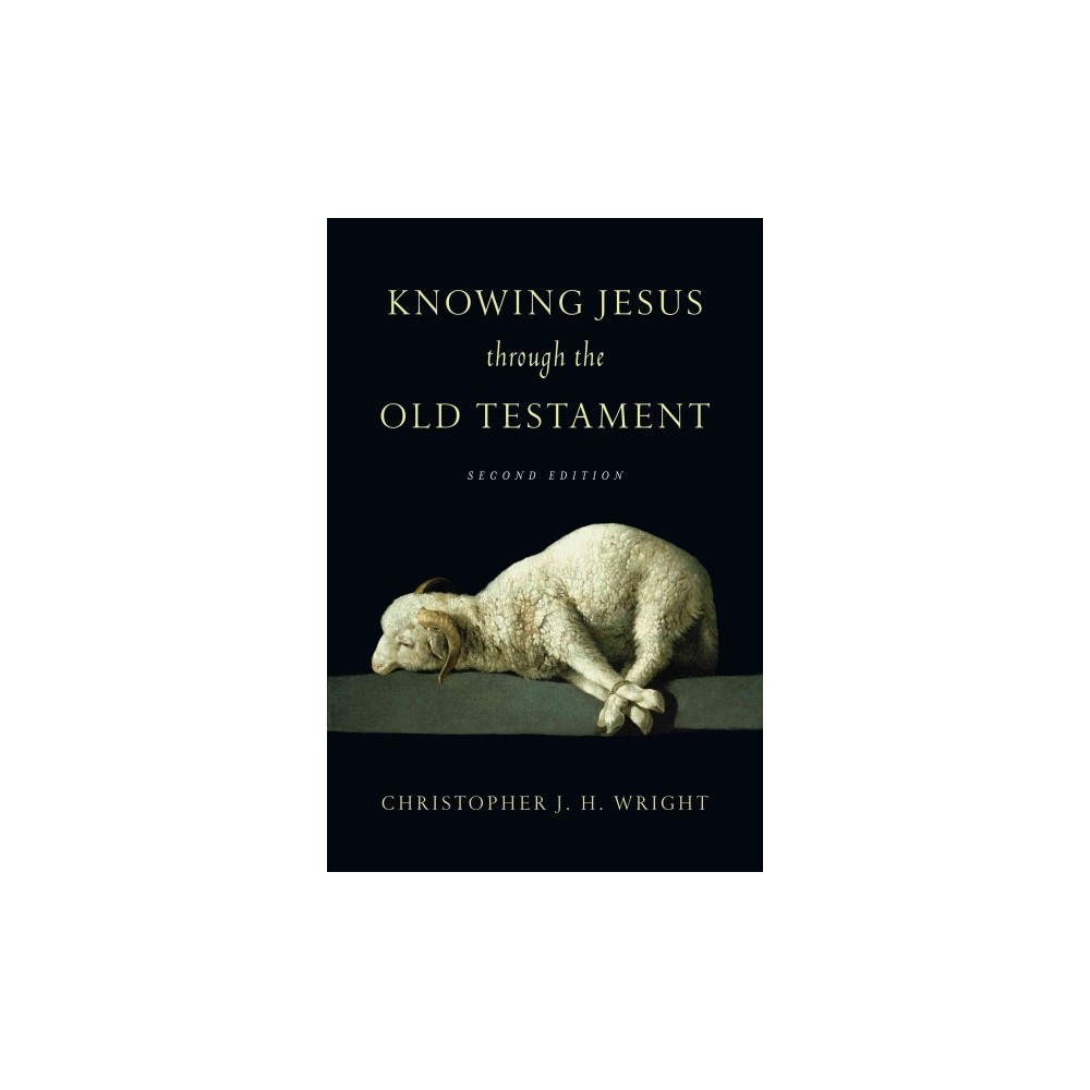 Knowing Jesus Through the Old Testament ( Knowing God Through the Old Testament Set) (Paperback)