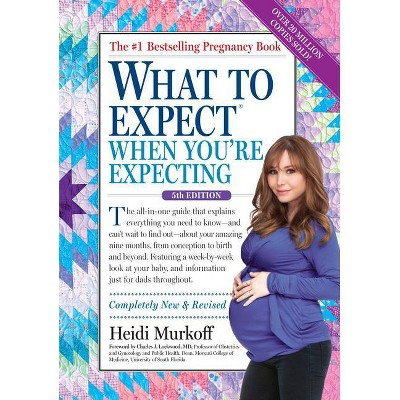 What to Expect When You're Expecting - (What to Expect (Workman Publishing))5 Edition (Hardcover)