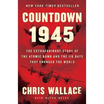 Countdown 1945 - by  Chris Wallace (Hardcover)