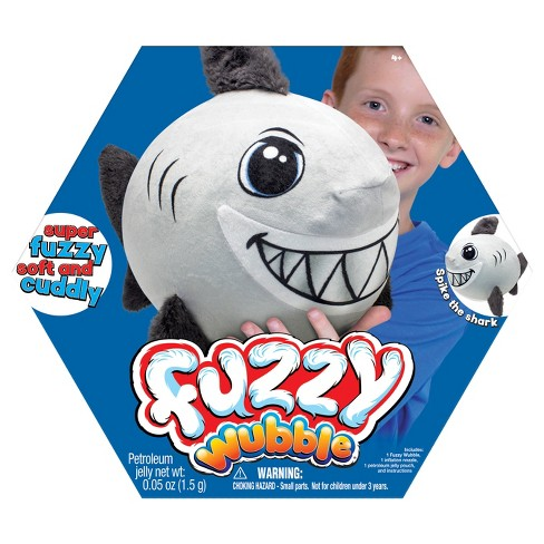 Wubble Fuzzy Boy - Shark - image 1 of 2