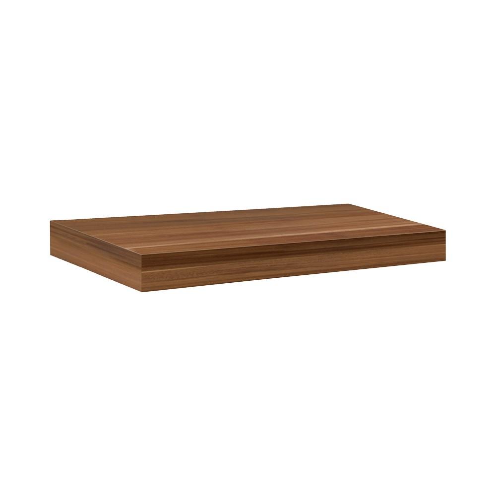"Image of ""Big Boy Heavy Duty Shelf - Walnut 22.5"""", Brown"""
