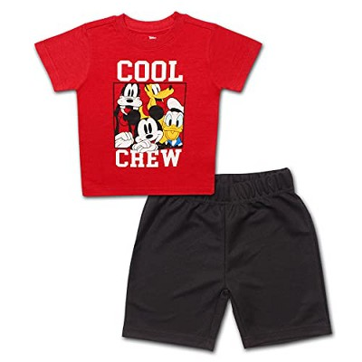 MickeyFriendsCoolMeshShortSet/Infant