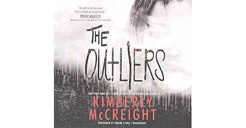 Outliers : Library Edition (Unabridged) (CD/Spoken Word) (Kimberly McCreight) - image 1 of 1
