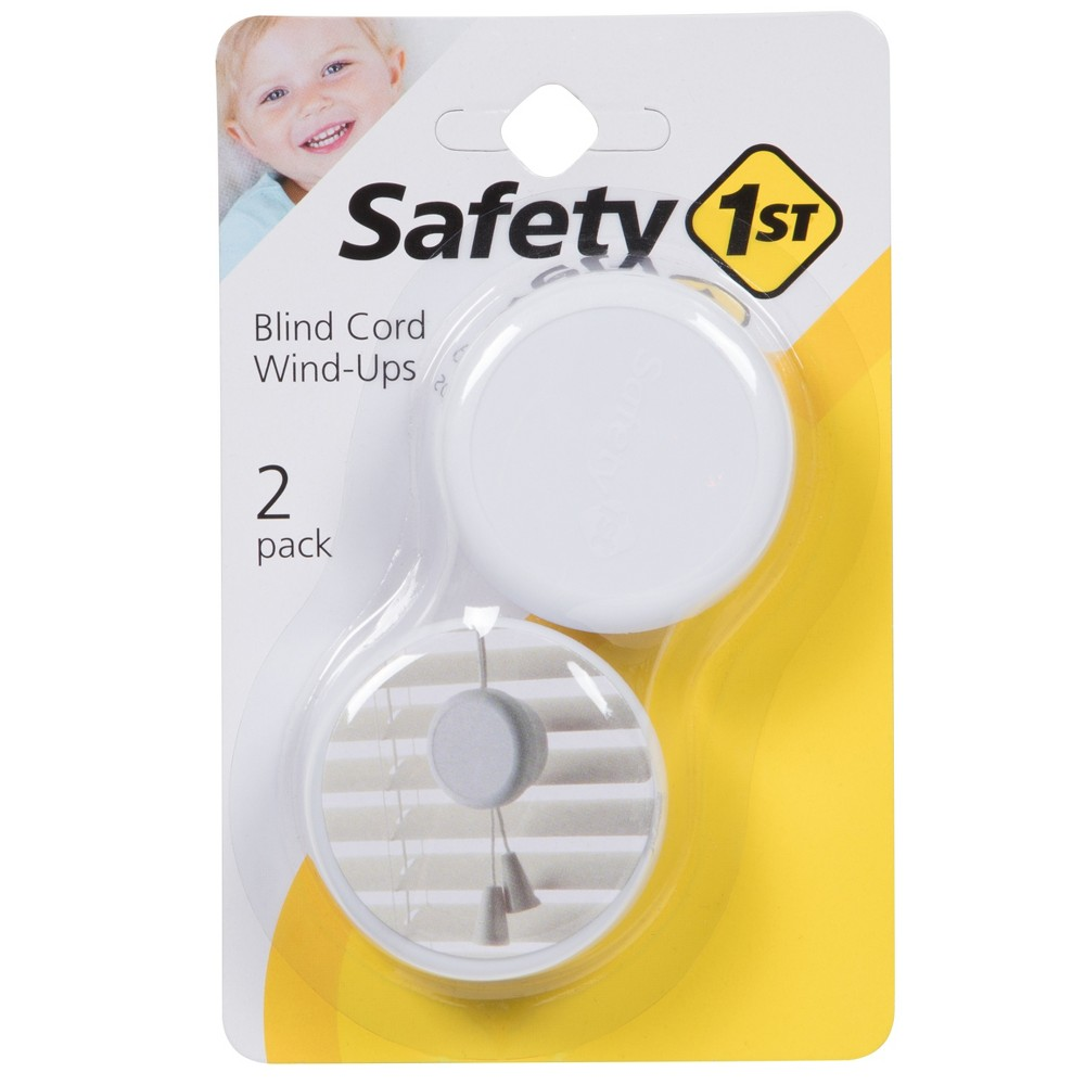 Image of Safety 1st Blind Cord Wind-Ups - 2pk, White