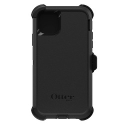 OtterBox Apple iPhone 11 Defender Case - Black