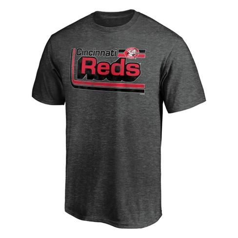 MLB Cincinnati Reds Men's Short Sleeve Gray T-Shirt - image 1 of 3