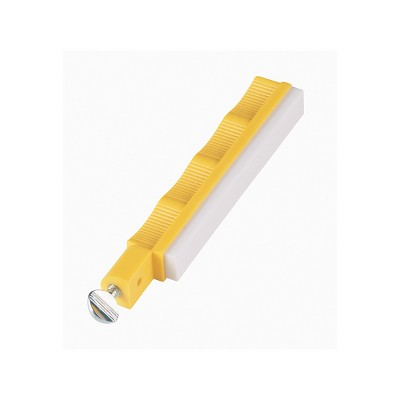 Lansky Ultra Fine Sharpening Hone with Yellow Holder