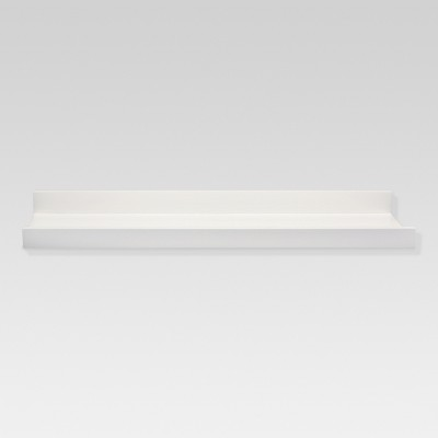 Large Display Ledge - White - Threshold™