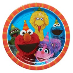 8ct Sesame Street Party Hats : Target