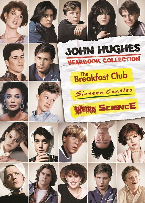 John Hughes Yearbook Collection [3 Discs] - image 1 of 1