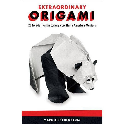 Extraordinary Origami - by  Marc Kirschenbaum (Paperback) - image 1 of 1