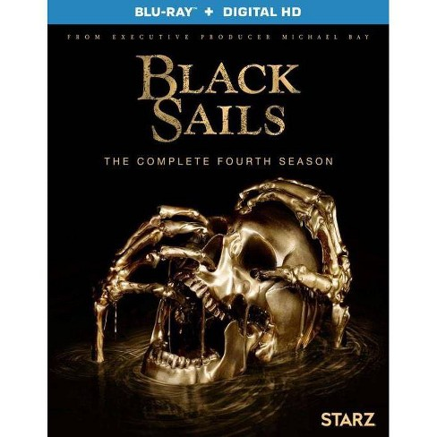 Black Sails: The Complete Fourth Season (Blu-ray) - image 1 of 1