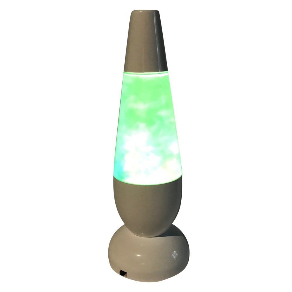 Image of 10 Color Changing Nebula Mystical Cloud Novelty Lava Lamp Beige - Creative Motions
