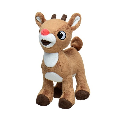 """Rudolph the Red-Nosed Reindeer Misfit 7"""" Cuddle Plush - Rudolph - image 1 of 1"""