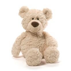 """""""GUND Pinchy Teddy Bear Stuffed Animal Plush, Beige, 17"""""""""""""""
