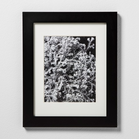 """8"""" x 10"""" Wide Gallery Matted Frame - Made By Design™ - image 1 of 2"""