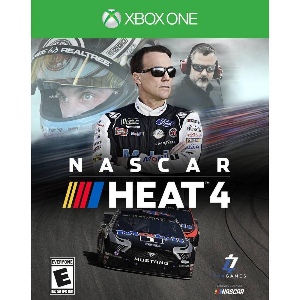 NASCAR Heat 4 - Xbox One, video games