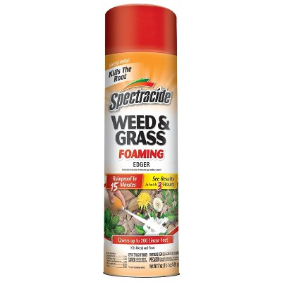 17oz Weed & Grass Foaming Edger - Spectracide