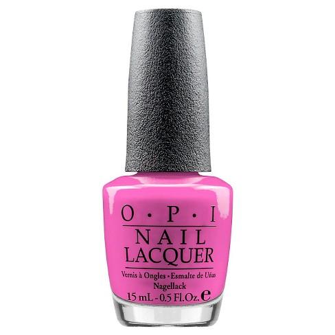 O.P.I Nail Polish - Elephantastic Pink - 0.5 fl oz