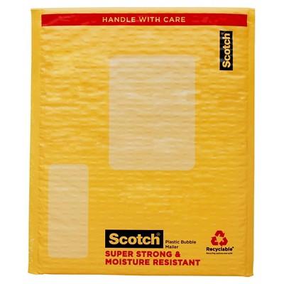 """Scotch 8.5"""" x 11"""" Self-Sealing Cushion Bubble Mailer"""