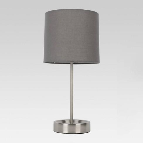 Stick Lamp Gray Room Essentials Target