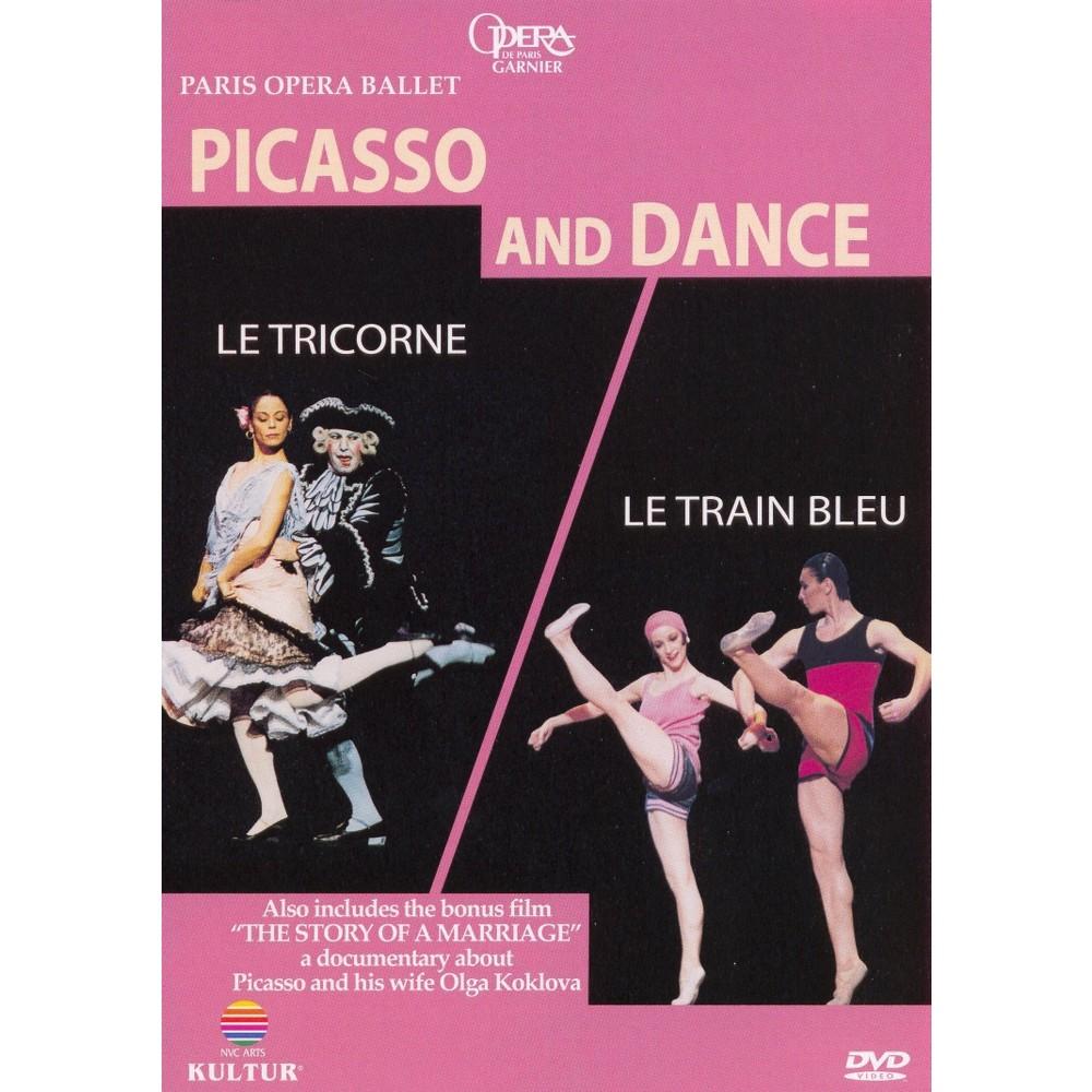Picasso And Dance:Le Train Bleu/Le Tr (Dvd)