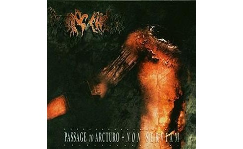 Rotting Christ - Passage To Arcturo/Non Serviam (CD) - image 1 of 1