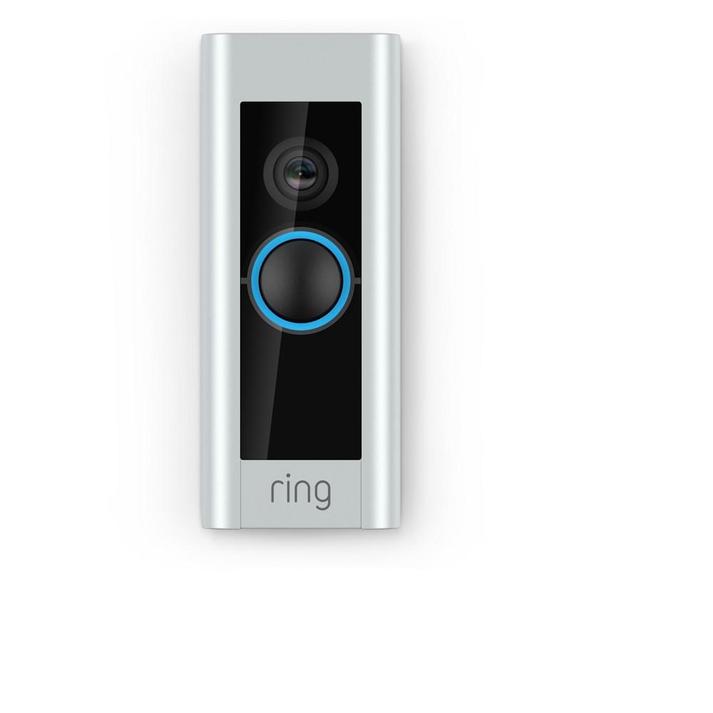 Certified Refurbished Ring Video Doorbell Pro, Works with Alexa Now $129.00 (Was $224.00)